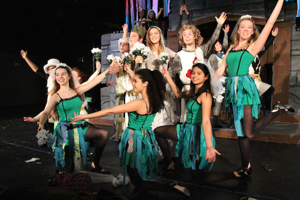 Spamalot at International High School