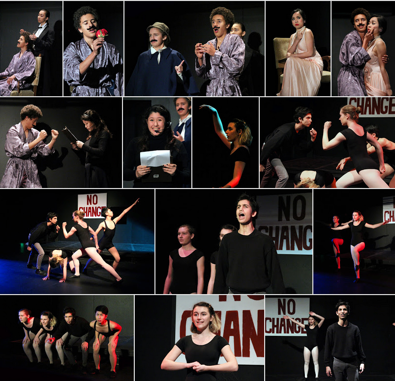 One Acts - February 2015